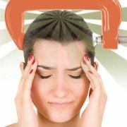Dor de cabeça de origem bucal
