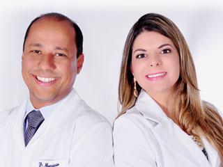 Dr. Mauricio Bernardes e Dra. Luciana Vilela Freire Bernardes