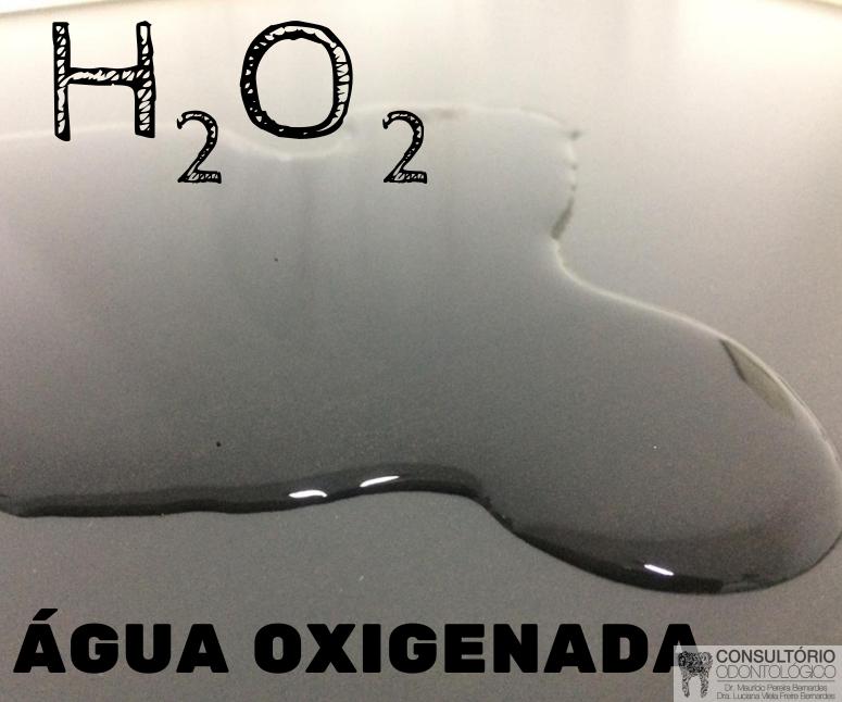 Agua oxigenada ajuda ou atrapalha H2O2